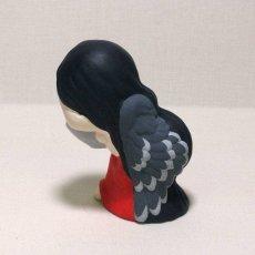 画像4: 妖怪土人形『姑獲鳥(うぶめ)』 (4)