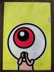 画像4: 『MEDAMA OYAZZY』A4クリアファイル(3色あり) (4)