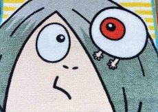 画像2: 【新作】ゲゲゲの鬼太郎『ミニタオル5枚組』〜全て柄違いです♪〜 (2)
