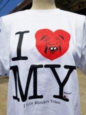 画像6: 【通称:こなきTEE】I LOVE MIZUKI'S YOKAI『T-SHIRTS』(各種) (6)