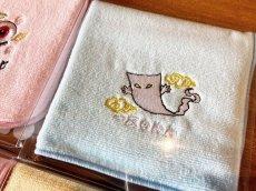 画像7: キャラクター『刺繍ミニハンカチ』(各種) (7)