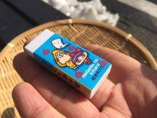 画像3: 【鬼太郎×妖怪神社】消しゴム3個セット(六角おみくじ仕様あり) (3)