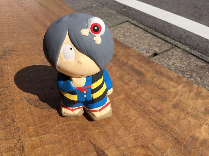 画像1: ゲゲゲの鬼太郎『鬼太郎の貯金箱』 (1)