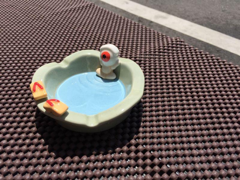 画像1: 目玉のオヤジの灰皿 (1)